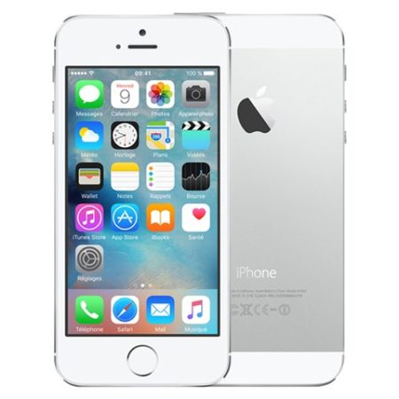 Apple Iphone 5s 16go- Argent