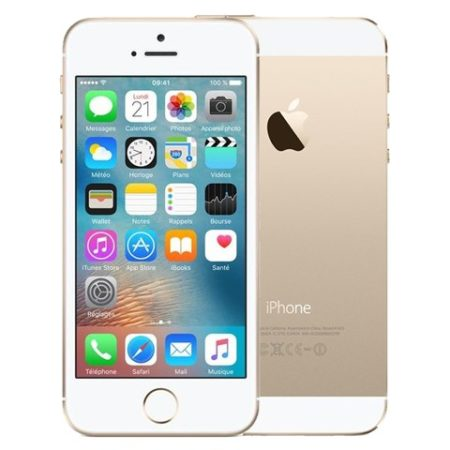 Apple Iphone 5s 16go- Or