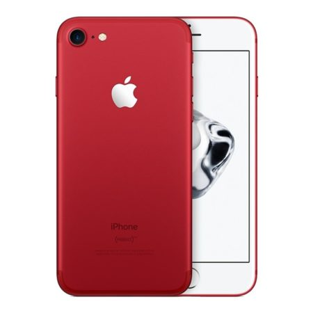 Apple Iphone 7 128go- Rouge