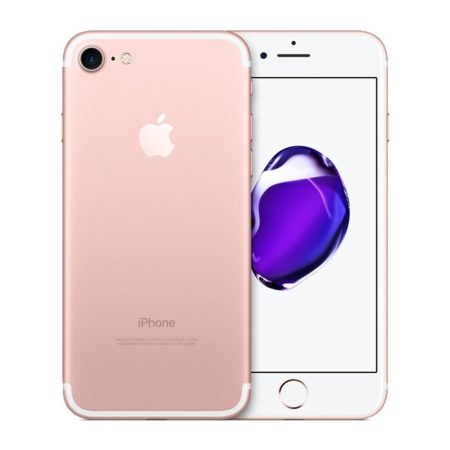 Apple Iphone 7 32go- Or Rose