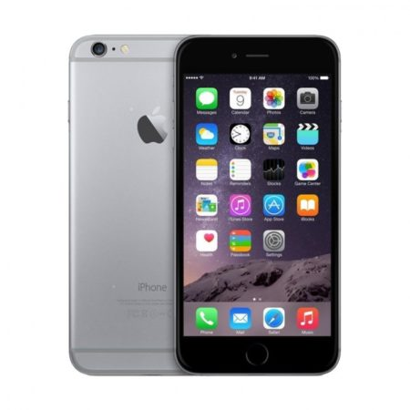 Apple Iphone 6 128go- Gris Sidéral