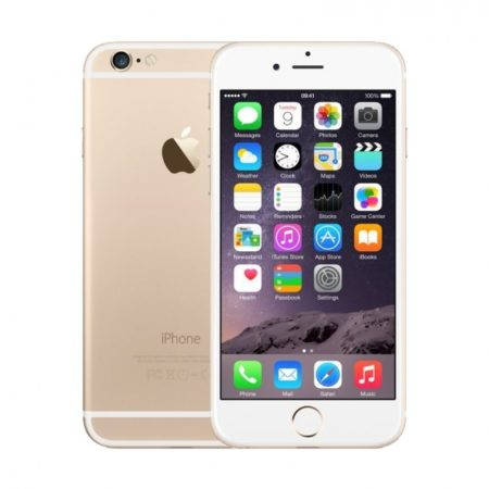 Apple Iphone 6 128go- Or